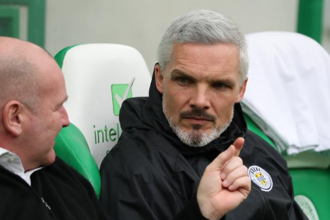 St Mirren boss Jim Goodwin hopeful Buddies can agree extensions with out of contract players amid coronavirus crisis