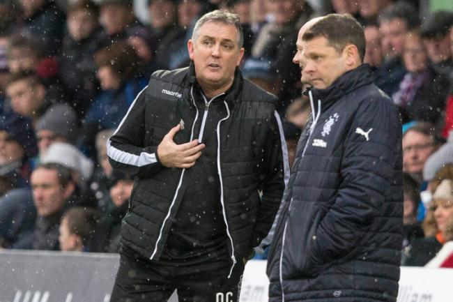 Celtic survived 'punch in the nose' from Rangers in title race, says Owen Coyle