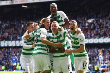 Celtic captain Scott Brown leads Jonny Hayes tributes as wing back announces he is set to leave Parkhead