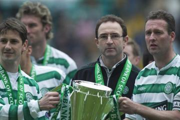 Celtic legend Jackie McNamara has his say on manager Martin O'Neill