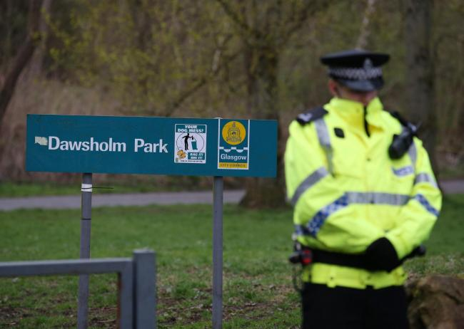 A girl, 16, was raped in Dawsholm Park