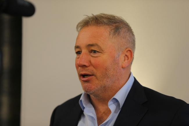 Gers icon Ally McCoist backfires at fiery comment on Black Lives Matter Instagram post