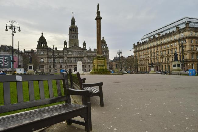 Plans to pedestrianise George Square are to be brought forward