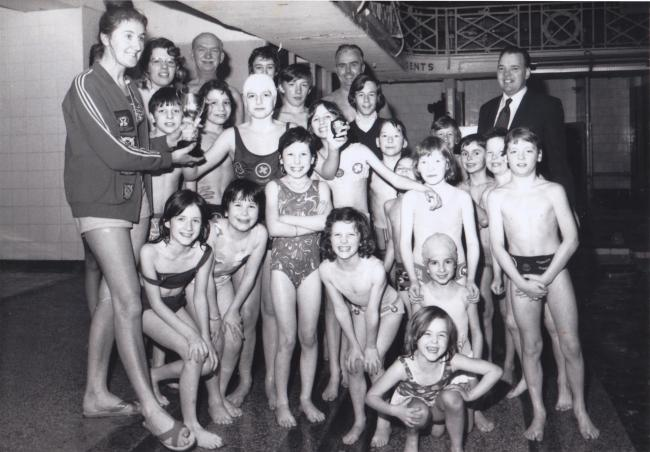 Govanhill Baths is hoping to hear from swimmers, past and present