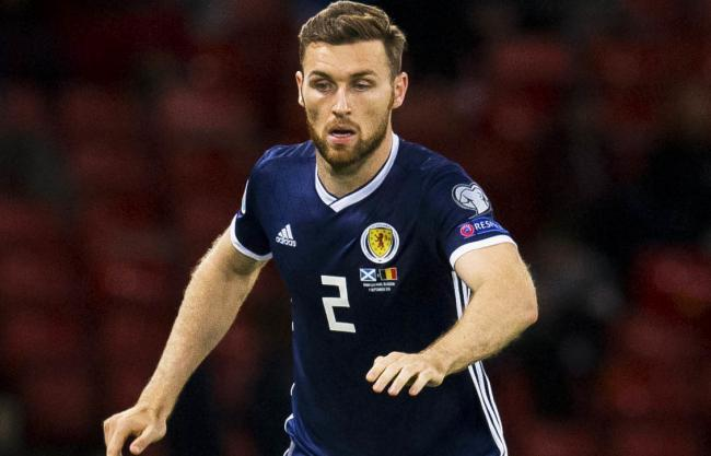 Kilmarnock plot swoop for right-back Ari Olsen as Stephen O'Donnell replacement