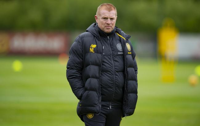 Neil Lennon is looking forward to the challenge of potentially leading Celtic to a tenth title in a row.