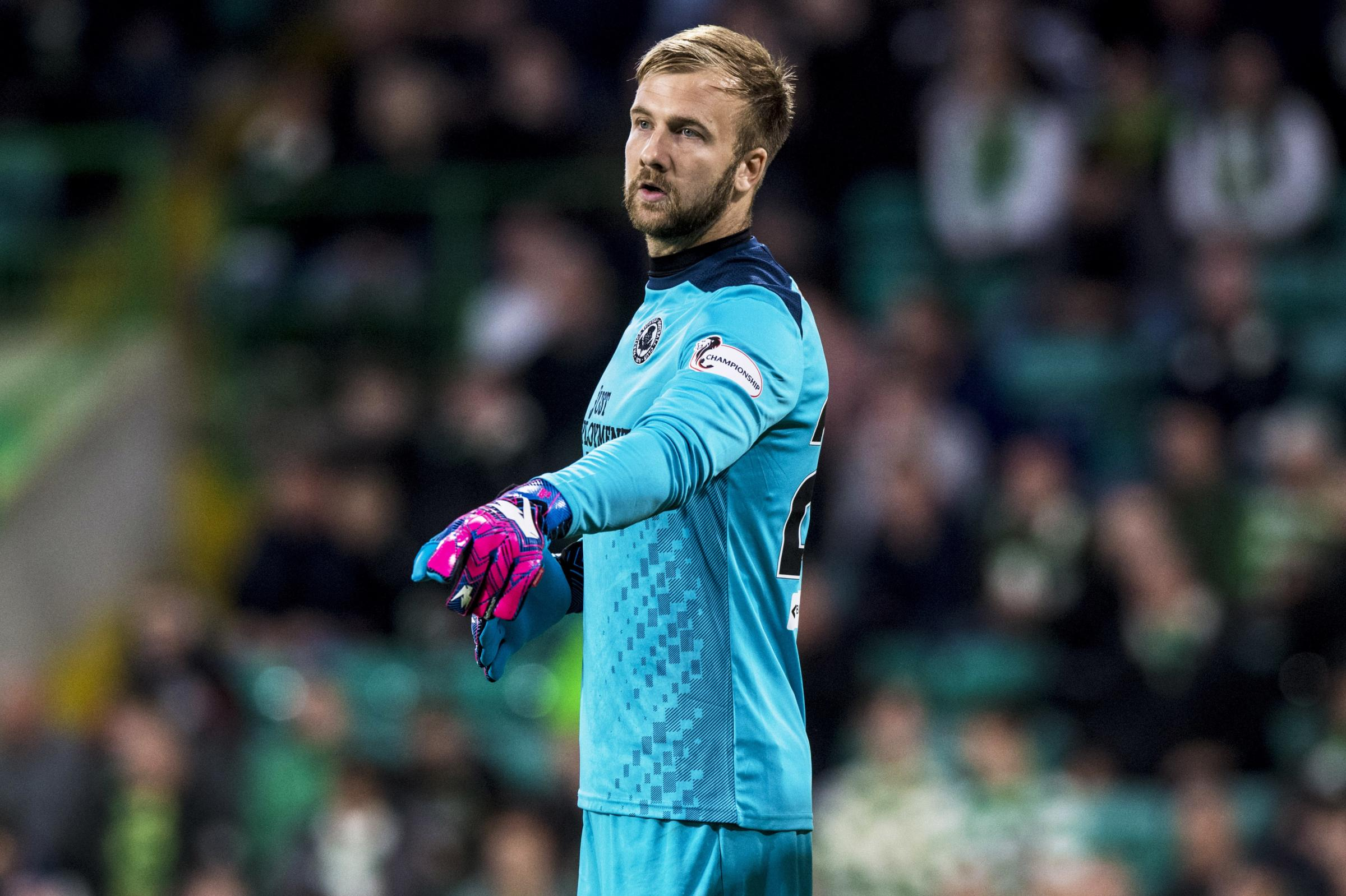 Scott Fox vows to challenge for number one spot after sealing Motherwell deal