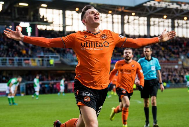 Maurice Malpas: Dundee United must bring in a manager who Lawrence Shankland likes and wants to play for