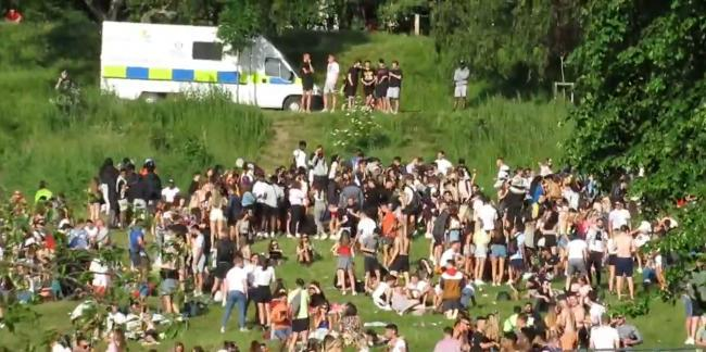 Here are the changes being made to Kelvingrove Park after carnage chaos this summer