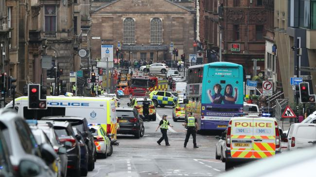 Glasgow stabbings: Hotel warned man planned to carry out attack