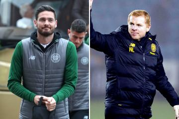 Celtic boss Neil Lennon hails 'tremendous servant' Craig Gordon after Parkhead exit