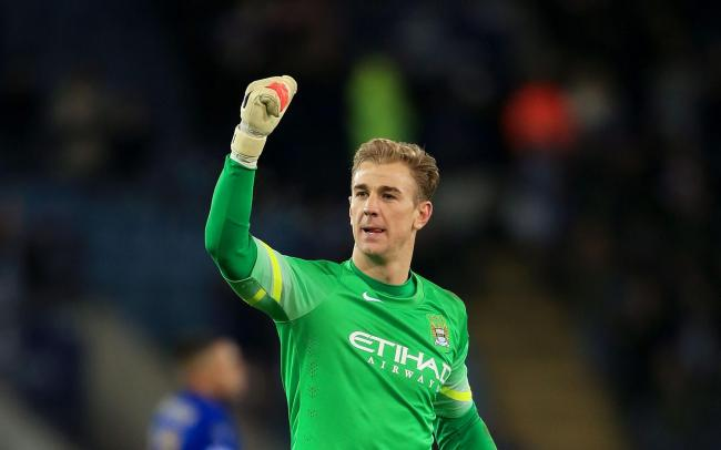 Andy Watson says Joe Hart has lost none of the ability that earned him 75 caps for England.