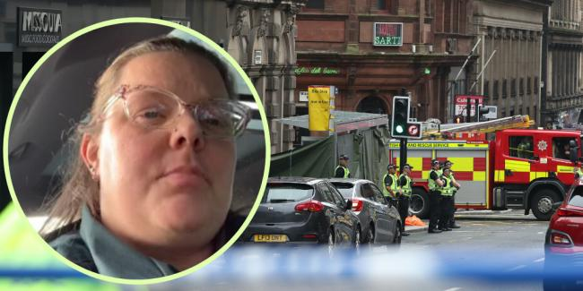 'Really heavy to think about it': 999 call taker opens up about responding to Glasgow stabbings