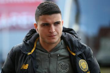 Mohamed Elyounoussi 'wants' Celtic return as Southampton ace snubs Real Betis move