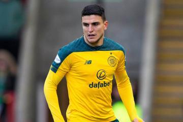 Celtic confirm Moi Enyounoussi signs new season-long loan from Southampton for 10IAR push