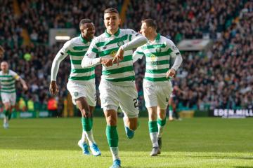 Mohamed Elyounoussi tells Celtic supporters they haven't seen anything yet