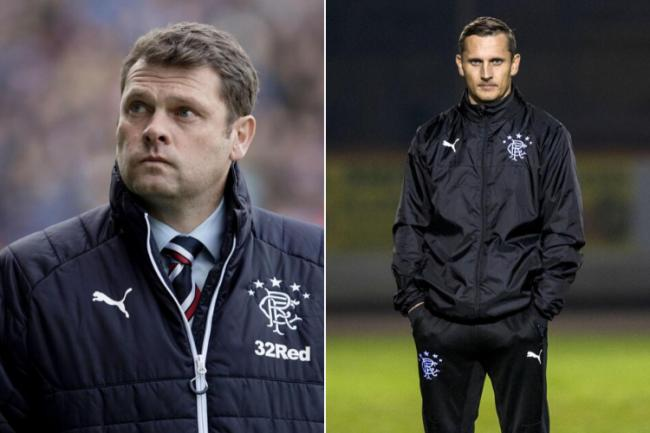 Peter Lovenkrands departs Rangers as Ibrox club overhaul entire academy structure