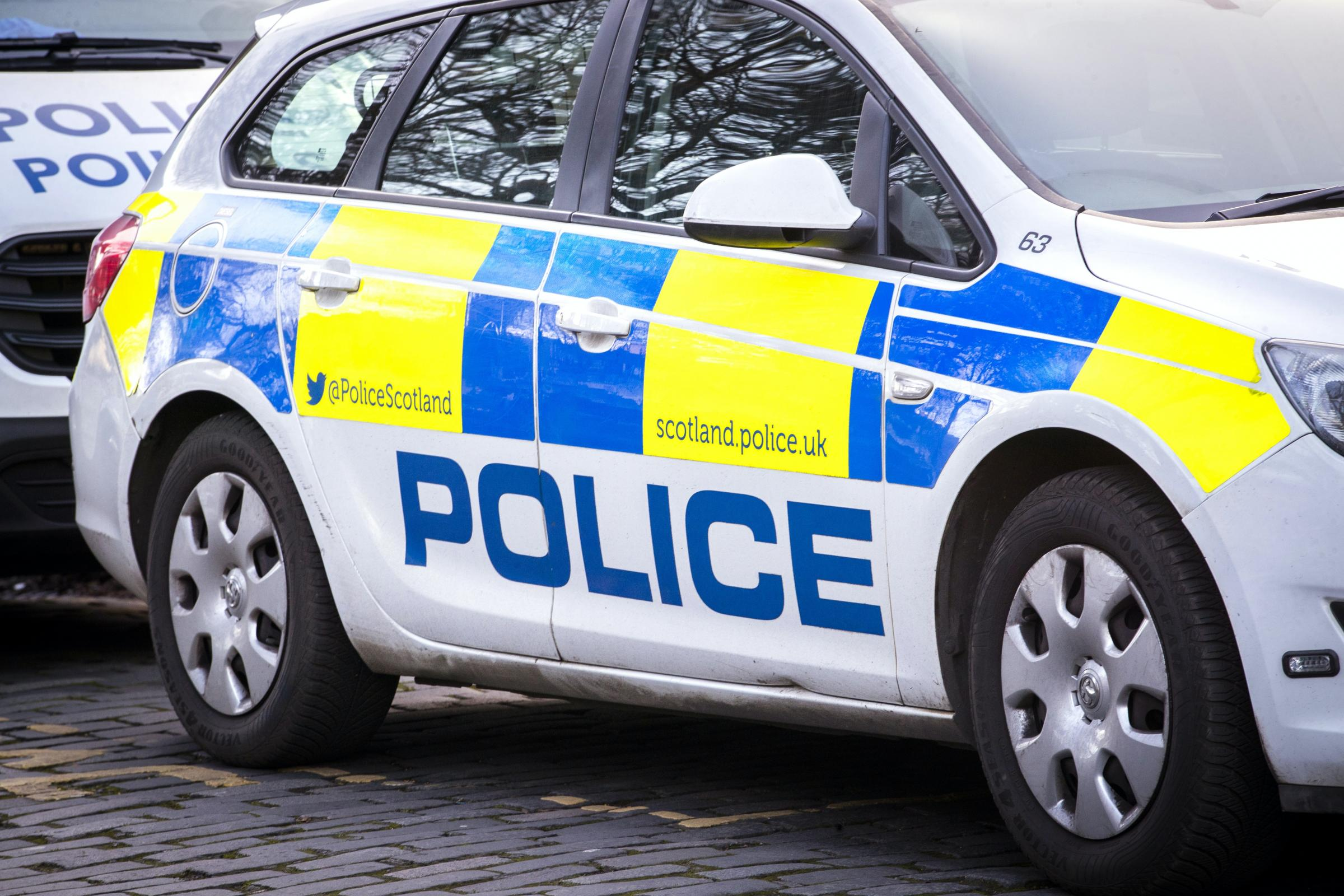 West Buchanan Place: Police appeal for witnesses of 'terrifying incident'