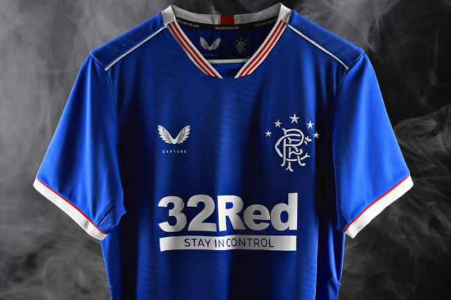 Rangers clarify position on Sports Direct's involvement with Castore kit after 'exclusive sale' claims