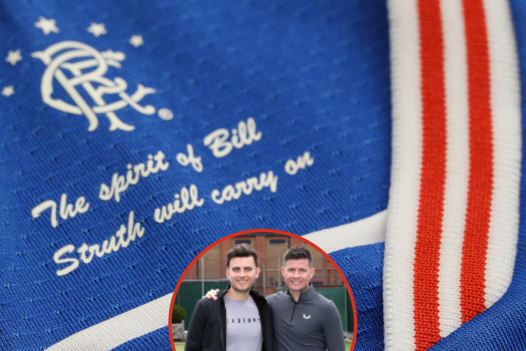 Castore co-founder on near sell-out Rangers kit launch day, leaked images and off-field Old Firm scrutiny