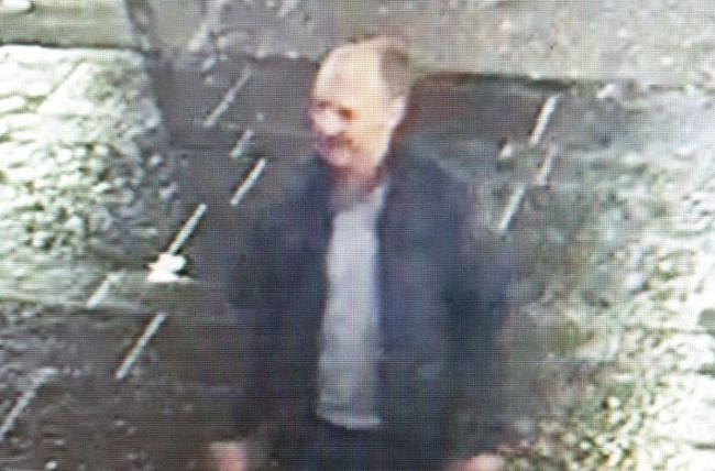 CCTV appeal to track down man after woman assaulted in city centre