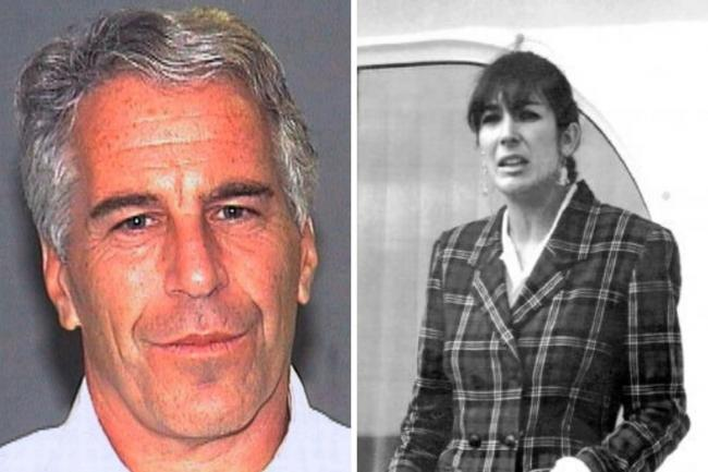 Jeffrey Epstein associate Ghislaine Maxwell arrested by the FBI. Pictures: PA WIRE