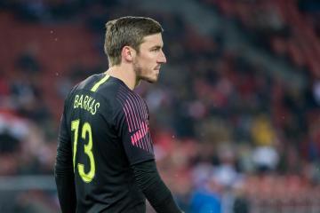Celtic 'keeping tabs' on £5m rated AEK Athens goalkeeper Vasilios Barkas