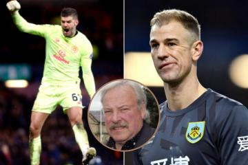 Celtic should break bank to revive Forster deal and forget about Joe Hart, insists Baines