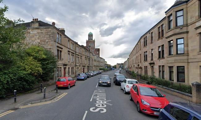 Officer among three injured in Paisley assault which saw two arrested