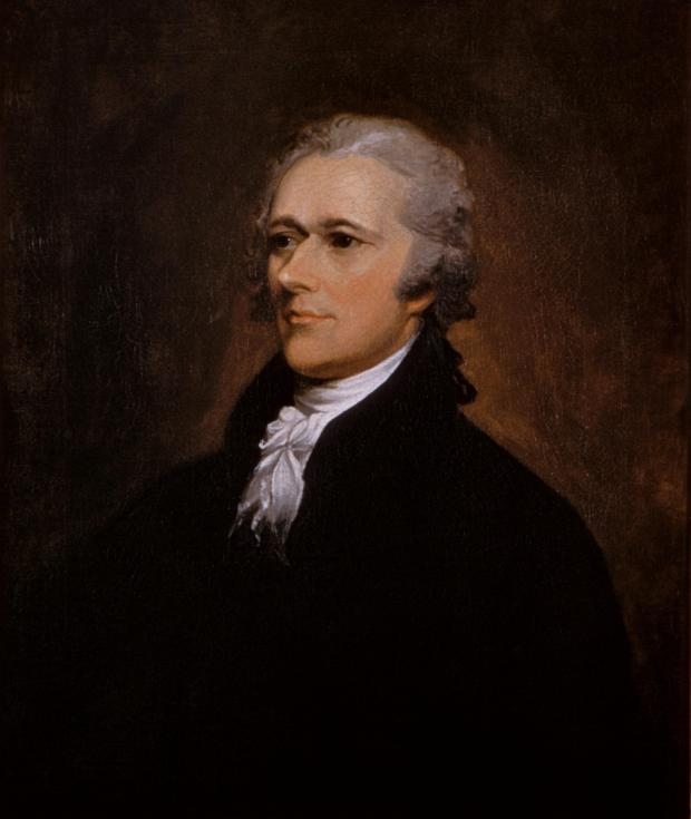 Glasgow Times: Alexander Hamilton is regarded as one of America's Founding Fathers