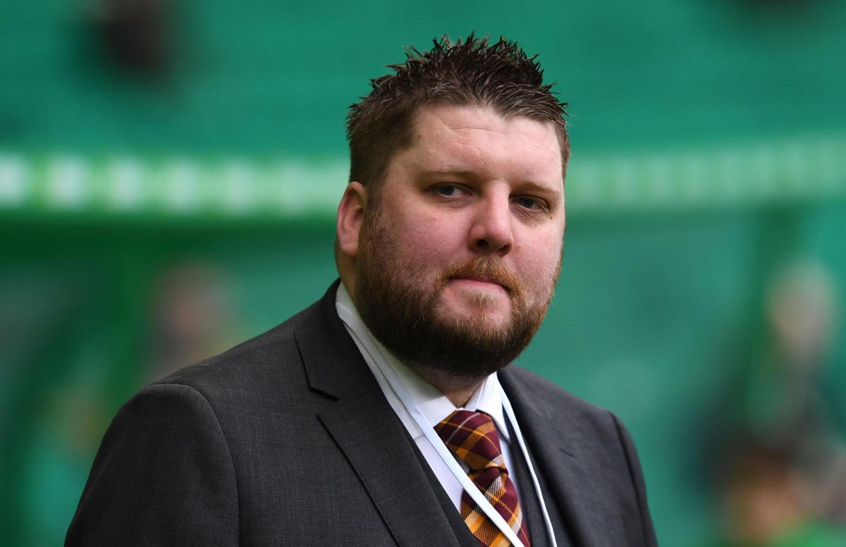 Motherwell chief Alan Burrows steps down from position on SPFL board