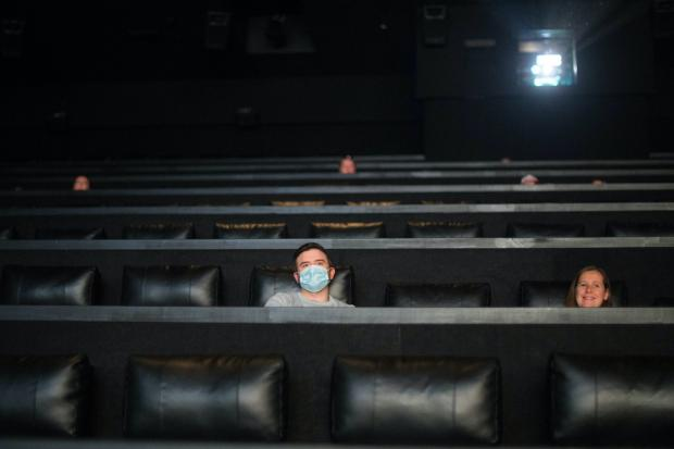 Glasgow Times: Cinemas can reopen from July 15