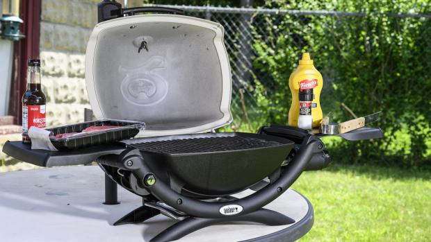 Glasgow Times: The Weber Q is a well-made, versatile portable gas BBQ. Credit: Reviewed / Betsey Goldwasser
