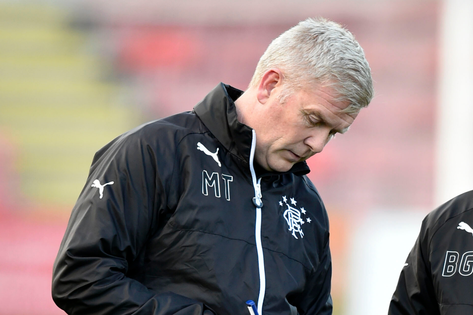 Rangers complete double signing from Glasgow City as Malcolm Thomson adds to squad