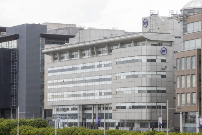 Multi-million-pound refurbishment of city's BT HQ hopes to accommodate 'hundreds' of workers