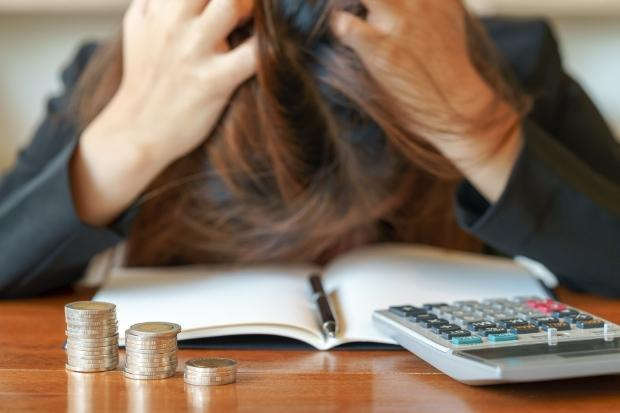 Scotland faces 'personal debt time bomb' with over one in four concerned about repayments