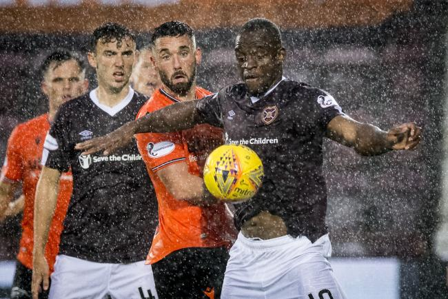 Hearts and Dundee United are two of the clubs embroiled in a legal dispute