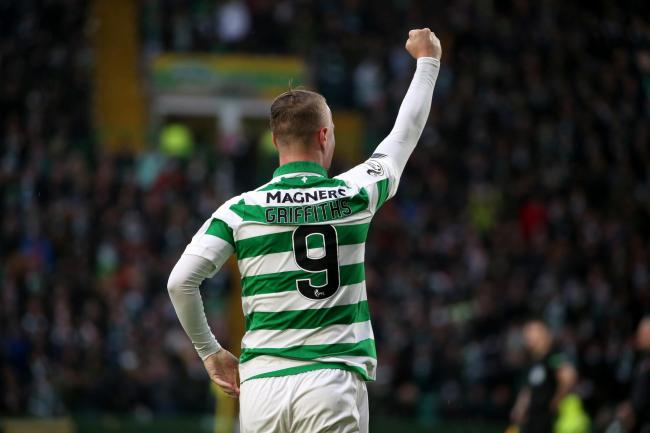 Celtic star Leigh Griffiths breaks silence after being left out Hoops' pre-season squad