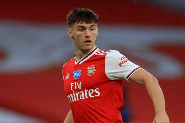 Ex-Celtic star Kieran Tierney named Arsenal's player of the month for June