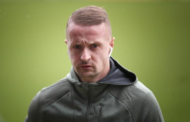 Neil Lennon's decision to leave Leigh Griffiths at home shows he's 'not mucking around', says Ferguson