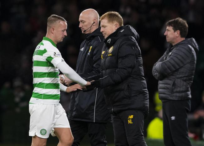 Billy Stark believes that Neil Lennon is the right man to get Leigh Griffiths back to his best.