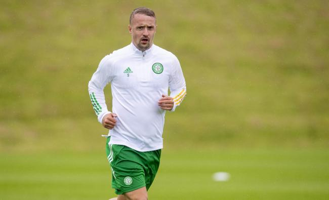 Leigh Griffiths has been ordered to get himself back into shape at Lennoxtown.