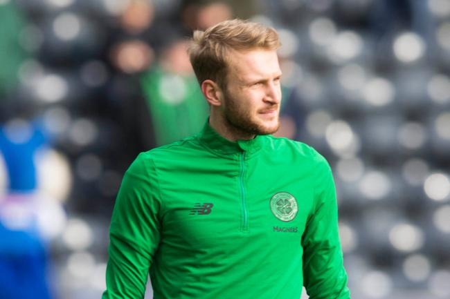 Celtic keeper Scott Bain not worried about outside noise as Hoops go for 10 in a row