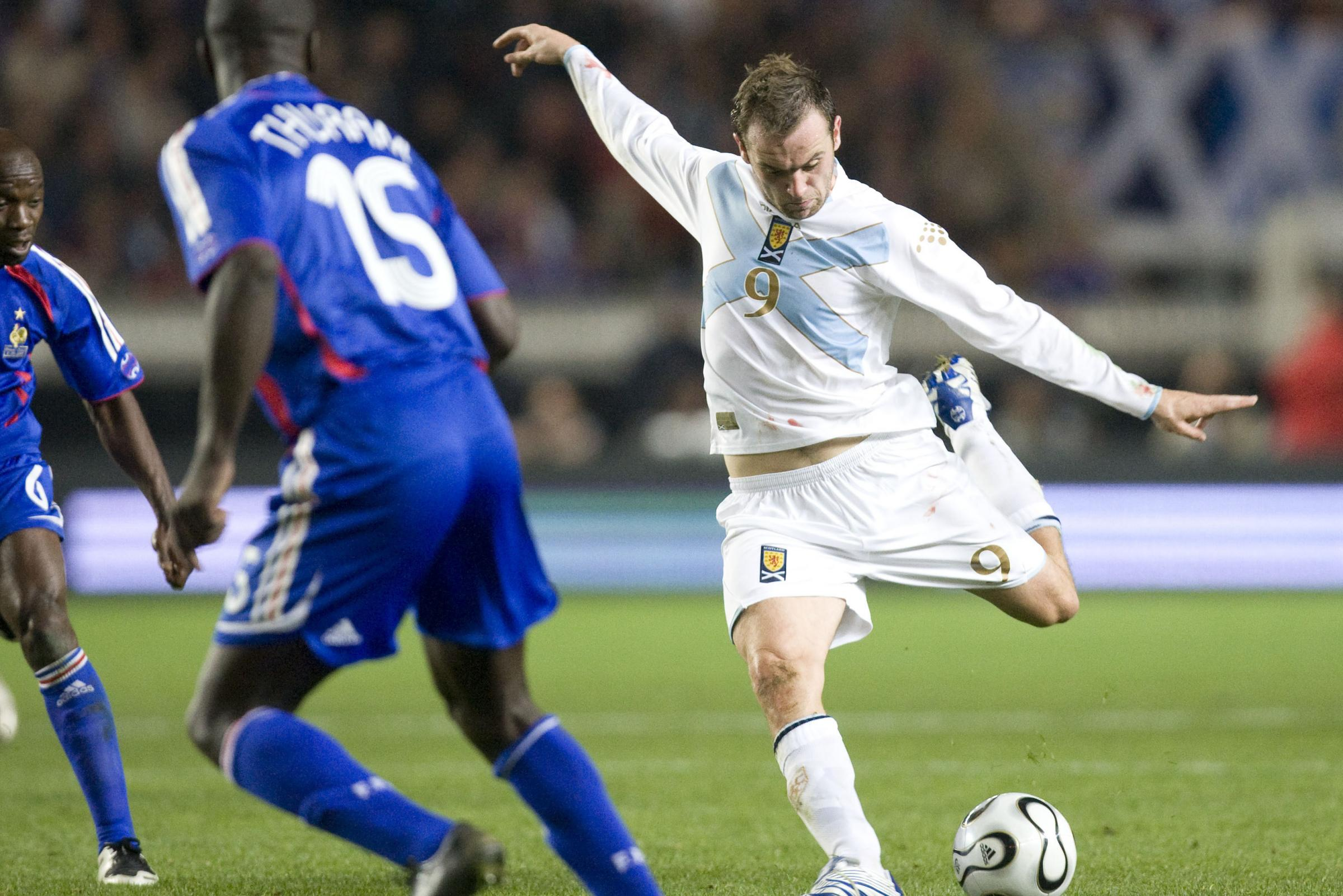 Graeme McGarry: James McFadden was magic, but is he among the greatest Scotland players of all time?
