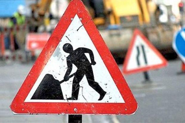 Overnight road works planned for M74 southbound next week
