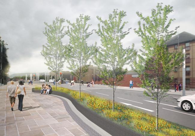 £4.3m improvements for Clydebank set to begin