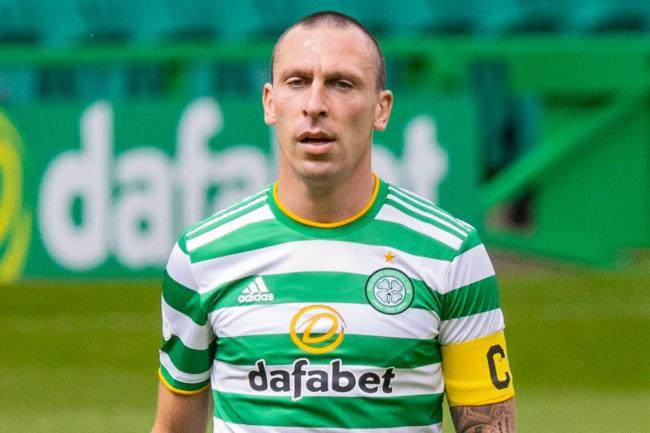 Celtic captain Scott Brown insists starting spot is under threat ahead of new season
