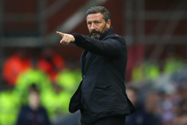 Aberdeen boss Derek McInnes confirms further injury blow ahead of Rangers clash