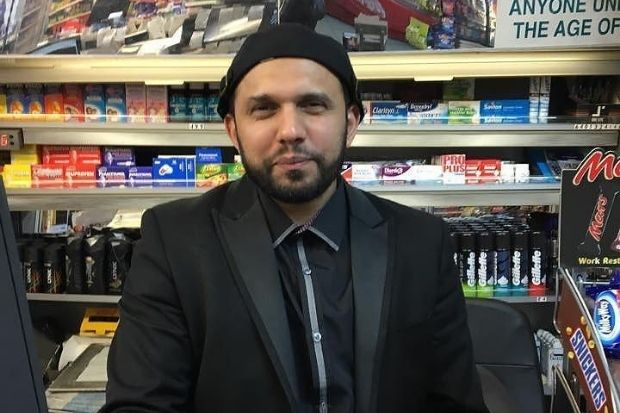 Murder of Southside shopkeeper hailed by religious fanatics