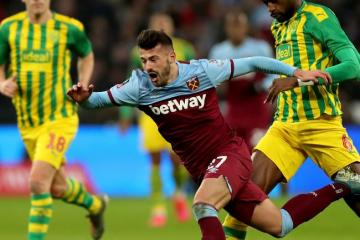 Celtic target Albian Ajeti NOT in Glasgow to finalise talks over loan move